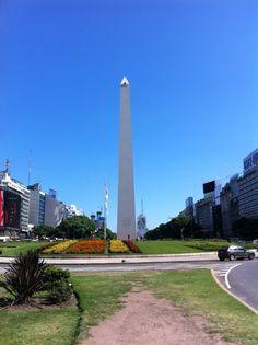 Visitar la ciudad de Buenos Aires como parte de mi segundo verano internacional por ITESM Tampico. Junio 2014.   Próximamente!