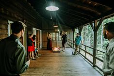 Smoky Mountain Wedding | National Park Wedding | Fall Wedding | Spence Cabin Ceremony | Appalachian Clubhouse Reception | Derek Halkett Photography | Absolute Wedding Perfection