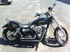 Never thought I would see the day....The New Ride!  2012 Harley Davidson Wide Glide