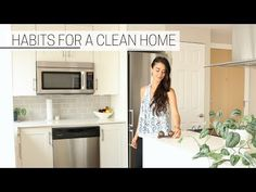 HABITS FOR A CLEAN HOME » & getting rid of things - YouTube - PICK UP LIMES