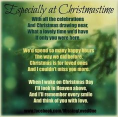 """Miss you: Mom (Donna 12/13/2014) Dad (Bill 03/14/2014) """"3rd anniversary in heaven""""            """" 12/25/2017 """""""