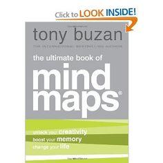 Ultimate Book of Mind Maps - Tony Buzan