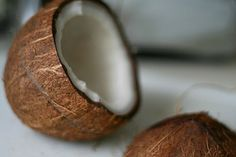 Sap uit kokosnoot