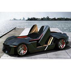 Lamborghini Avispado