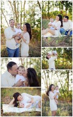 Outdoor family photography | Creative Flair Photography | El Paso, TX