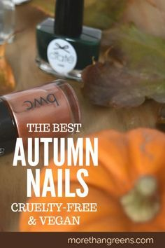 The Best Cruelty-Free and Vegan Autumn Nail Polish Image Size: 400 x 600 Pin Boa Butter London Polish, Pretty Christmas Trees, Mental Health And Wellbeing, Autumn Nails, Beauty Make Up, Beauty Tips, Nail Polish Collection, Vegan Beauty, Favorite Words