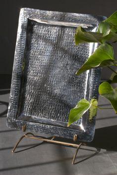 amarante silver tray