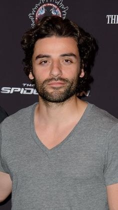 "Oscar Isaac at special screening of ""The Amazing Spider-Man"" at Regal Square Union Stadium 14 in New York City, NY. (June 28, 2012) / Photo by Patrick McMullen"
