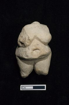 Stone figurine from the Neolithic settlement in Çatalhöyük, in Eastern Anatolia. Approximately 10,000 years old. // Çatalhöyük official website: http://www.catalhoyuk.com/