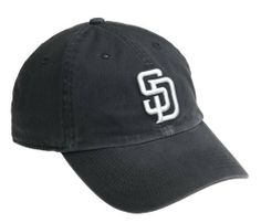 MLB San Diego Padres Franchise Fitted Baseball Cap, X-Large, Navy '47 Brand. $21.00