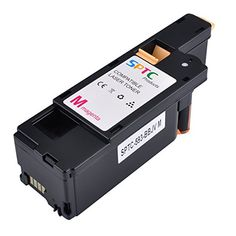 1400 Pages SPTC High Yield Compatible Dell E525W E525 525 Toner Cartridge for Dell Color Multi Function E525W Printers 1 Pack 593-BBJV Magenta #Pages #SPTC #High #Yield #Compatible #Dell #Toner #Cartridge #Color #Multi #Function #Printers #Pack #BBJV #Magenta