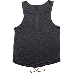 ARSNL Oracle Tank Top in a black speckle color