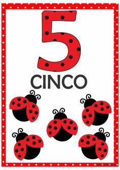 Numerais Joaninha para Imprimir Grátis Preschool Worksheets, Math Activities, Preschool Activities, Simple Math, Basic Math, Miraculous Ladybug Party, Flashcards For Kids, Ladybug Crafts, Bird Theme