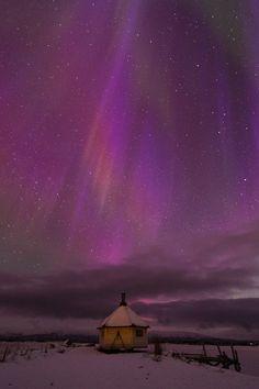 Aurora Borealis - Abisko, Lapland, Sweden