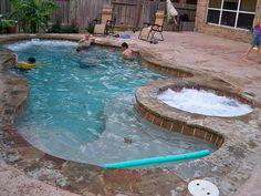 Awesome backyard #pool.