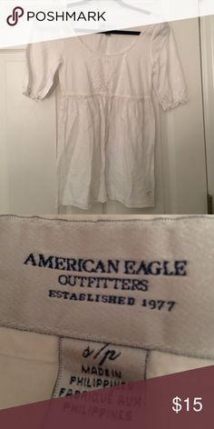 New American eagle top Never used American Eagle Outfitters Tops Blouses
