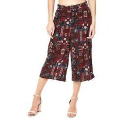 14 Υπέροχες ζιπ κιλότ για να ξεχωρίσεις το καλοκαίρι! | ediva.gr Women's Trousers, Jumpsuit, Pajama Pants, Pajamas, Dresses, Fashion, Overalls, Pjs, Vestidos