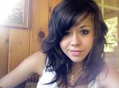 Tay Jardine from We Are the In Crowd's hair - this is actually how I have it now!! Love it!!! <3