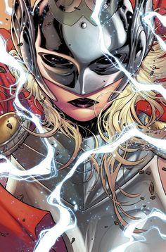 Marvel anuncia que Thor será uma Mulher