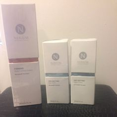 NWT Nerium 1-Body Firming 1- Day cream 1- Night cream all new and sealed. Nerium Other