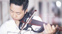 daniel jang violin cover - YouTube