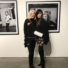 You're one of those people who make my life better just by being in it... You will always be... the sister of my soul, the friend of my heart... 👯 @milkgallery @lifetimetv • • • #milkstudios #nyc #gallery #beautiful #fashion #art #exhibition #womenbehindtheseams #nycgirls #polishgirls #friends #friendship #friendsforlife #friendsforever #friendstime #happytime #nyclife #nycfashion