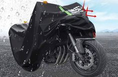 To keep it unharmed and keep the beauty intact, the outdoor waterproof motorcycle covers must be used. Motorcycle Cover, Oxford Fabric, How To Run Longer, Bag Storage, Outdoor, Tops, Outdoors, Shell Tops, Outdoor Games
