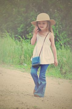 Toddler style, girls clothing, children's fashion
