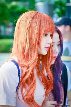 Lisa com esse cabelo = Maravilhosa <3