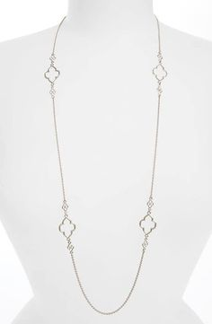 Armenta Station Necklace