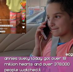 I went live once and only got 1 view and 23 hearts 😂😂 Annie Grace, Annie Lablanc, Annie Gymnastics, Caleb Logan, Hayden Summerall, Bratayley, Happy Boy, Stressed Out, Funny Facts
