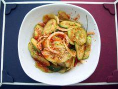 Cool & Spicy Cucumber Salad (Oi Muchim) | Korea | Asia Society