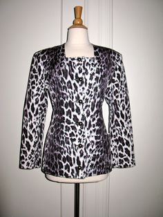 This jacket is beautiful! Throw it on with jeans or a little sheath dress, it can take you anywhere in style!  https://www.etsy.com/listing/99628315/vinta