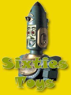 Wes Clark's 60s Toys