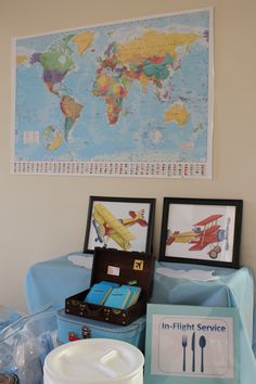 1000 images about airplane birthday party on pinterest for Michaels crafts birthday parties