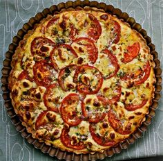 Sparrows & Spatulas: Tomatina: A Tomato Fest (Tart and Soup)