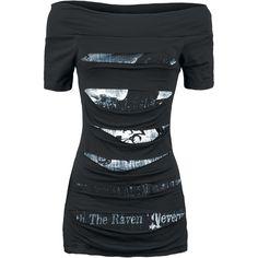 Alchemy England  T-Shirt  »Nevermore« | Jetzt bei EMP kaufen | Mehr Gothic  T-Shirts  online verfügbar ✓ Unschlagbar günstig!