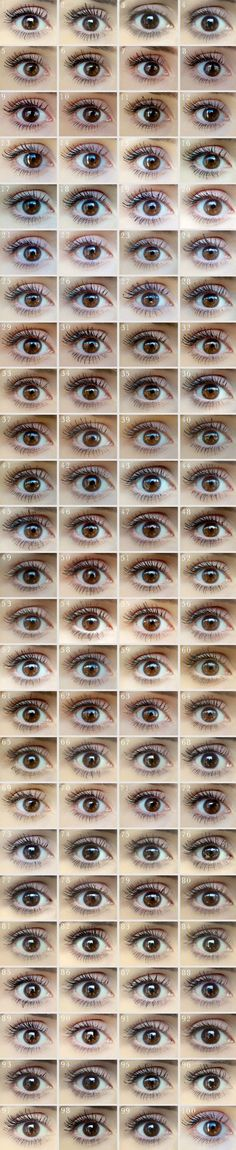 100 Mascaras tested.