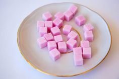 Pastel Mini Sugar Cubes - Perfect Favors For Wedding, Baby Shower, Bridal Shower, Tea Or Cocktail Party - 200 Pieces by Brin d'Aromes on Gourmly