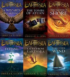 The Earthsea cycle