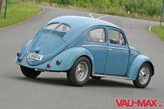 Der Zwitter – 1952er VW Käfer: Vintage Speed Tuning am Brezelkrabbler - Klassik - VAU-MAX - Das kostenlose Performance-Magazin