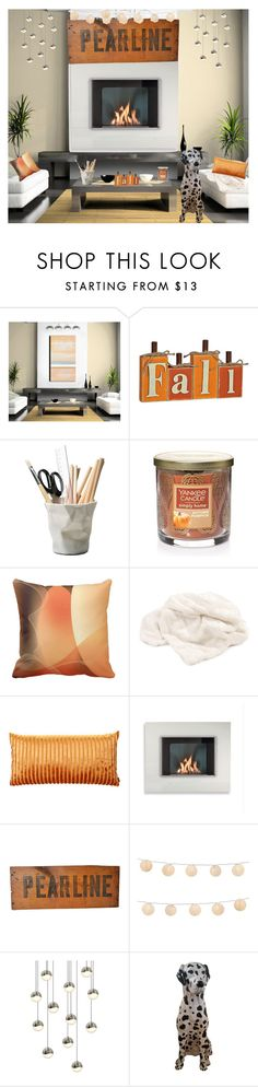 """Decor"" by fashionista-sweets ❤ liked on Polyvore featuring interior, interiors, interior design, home, home decor, interior decorating, ESSEY, Yankee Candle, Howard Elliott and Missoni Home"