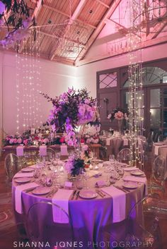 Marelize & Helgard winelands wedding - the aleit group Winelands wedding. Event Management Company, Wedding Decorations, Table Decorations, Hanging Flowers, Hanging Lights, Event Planning, South Africa, Wedding Reception, Wedding Flowers