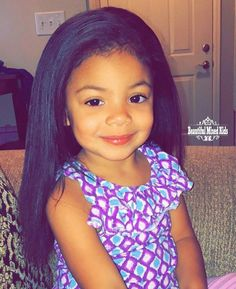 Mya - 2 Years • African American Mexican & Italian ❤️ FOLLOW @beautifulmixedkids on IG WWW.STYLISHKIDSAPPAREL.COM