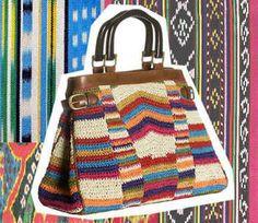 bolsas etnicas | Carteras H&M de estilo peruano