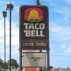 Clever Taco Bell, clever...