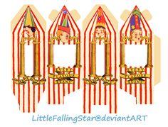 BOX TEMPLATE - Bertie Botts Every Flavour Beans by LittleFallingStar.deviantart.com on @deviantART