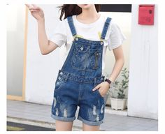 7f48cf301e7a online shopping for Luodemiss Big Girl s Denim Jumpsuit Boyfriend Jeans  Cool Fashion Denim Romper Shortalls from top store. See new offer for  Luodemiss Big ...