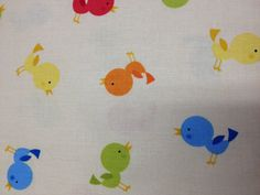Fabric  Timeless Treasures Tweety Birds by KoopsKountryKalico, $8.99