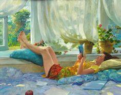 David Hettinger, Lazy Afternoon